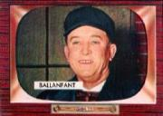 1955 Bowman     295     Lee Ballanfant UMP