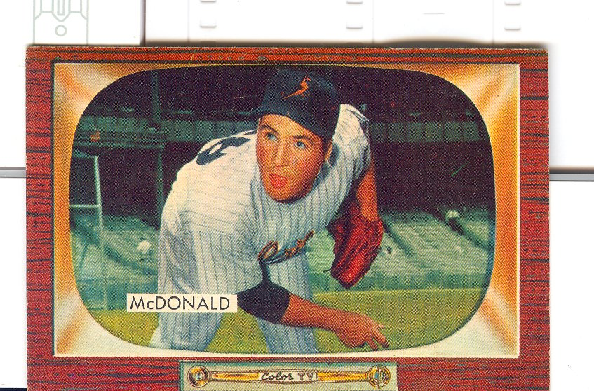 1955 Bowman     077      Jim McDonald RC