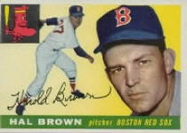 1955 Topps      148     Hector Brown