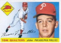 1955 Topps      033      Tom Qualters