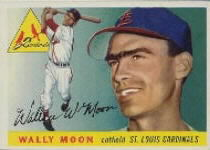 1955 Topps      067      Wally Moon