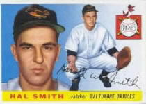 1955 Topps      008       Harold Smith RC