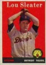 1958 Topps      046A     Lou Sleater