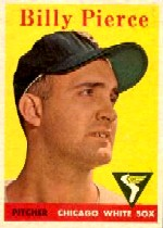 1958 Topps      050A     Billy Pierce