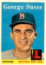 1958 Topps      189     George Susce