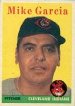 1958 Topps      196     Mike Garcia