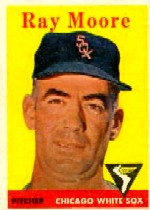 1958 Topps      249     Ray Moore