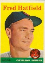 1958 Topps      339     Fred Hatfield