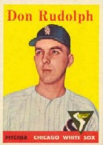 1958 Topps      347     Don Rudolph RC