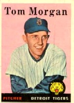 1958 Topps      365     Tom Morgan