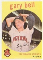 1959 Topps Baseball Cards      327     Gary Bell RC