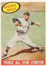 1959 Topps Baseball Cards      466     Billy Pierce BT-AS Starter