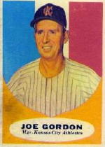 1961 Topps Baseball Cards      224     Joe Gordon MG