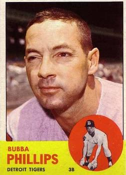 1963 Topps Baseball Cards      176     Jim King