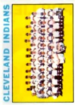 1964 Topps Baseball Cards      172     Cleveland Indians TC