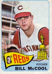 1965 Topps Baseball Cards      018      Bill McCool