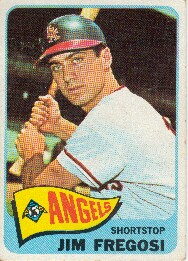 1965 Topps Baseball Cards      210     Jim Fregosi