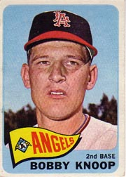 1965 Topps Baseball Cards      026      Bobby Knoop