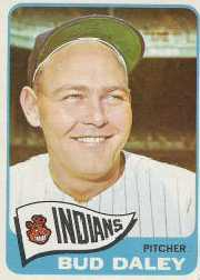 1965 Topps Baseball Cards      262     Bud Daley