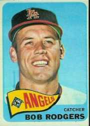 1965 Topps Baseball Cards      342     Bob Rodgers