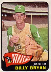 1965 Topps Baseball Cards      051      Bill Bryan