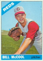 1966 Topps Baseball Cards      459     Bill McCool
