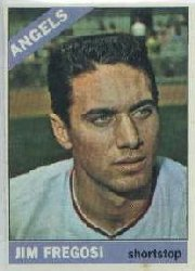 1966 Topps Baseball Cards      005       Jim Fregosi