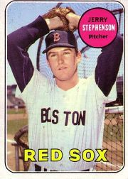 1969 Topps Baseball Cards      172     Jerry Stephenson