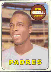 1969 Topps Baseball Cards      333     Ivan Murrell