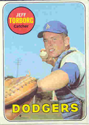 1969 Topps Baseball Cards      353     Jeff Torborg