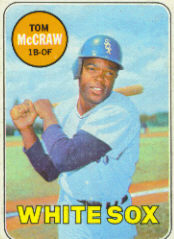 1969 Topps Baseball Cards      388     Tom McCraw