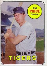 1969 Topps Baseball Cards      472     Jim Price