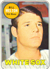 1969 Topps Baseball Cards      481     Bill Melton RC