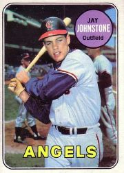 1969 Topps Baseball Cards      059      Jay Johnstone