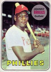 1969 Topps Baseball Cards      073      Johnny Briggs