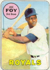 1969 Topps Baseball Cards      093      Joe Foy
