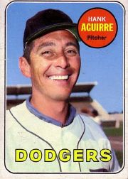 1969 Topps Baseball Cards      094      Hank Aguirre