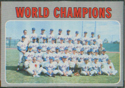 1970 Topps Baseball Cards      001       New York Mets TC