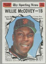 1970 Topps Baseball Cards      450     Willie McCovey AS