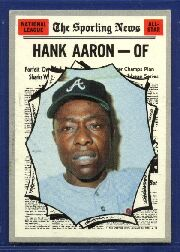 1970 Topps Baseball Cards      462     Hank Aaron AS