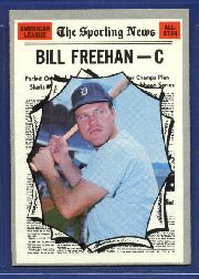 1970 Topps Baseball Cards      465     Bill Freehan AS