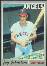 1970 Topps Baseball Cards      485     Jay Johnstone