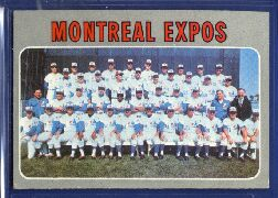 1970 Topps Baseball Cards      509     Montreal Expos TC
