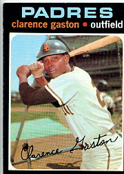 1971 Topps Baseball Cards      025      Cito Gaston