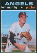 1971 Topps Baseball Cards      401     Tom Murphy