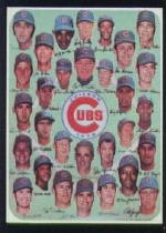 1971 Topps Baseball Cards      502     Chicago Cubs TC
