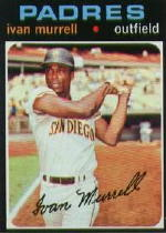 1971 Topps Baseball Cards      569     Ivan Murrell