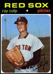 1971 Topps Baseball Cards      660     Ray Culp
