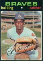 1971 Topps Baseball Cards      088      Hal King