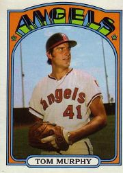 1972 Topps Baseball Cards      354     Tom Murphy